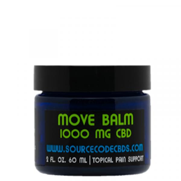 Move Balm 1000mg